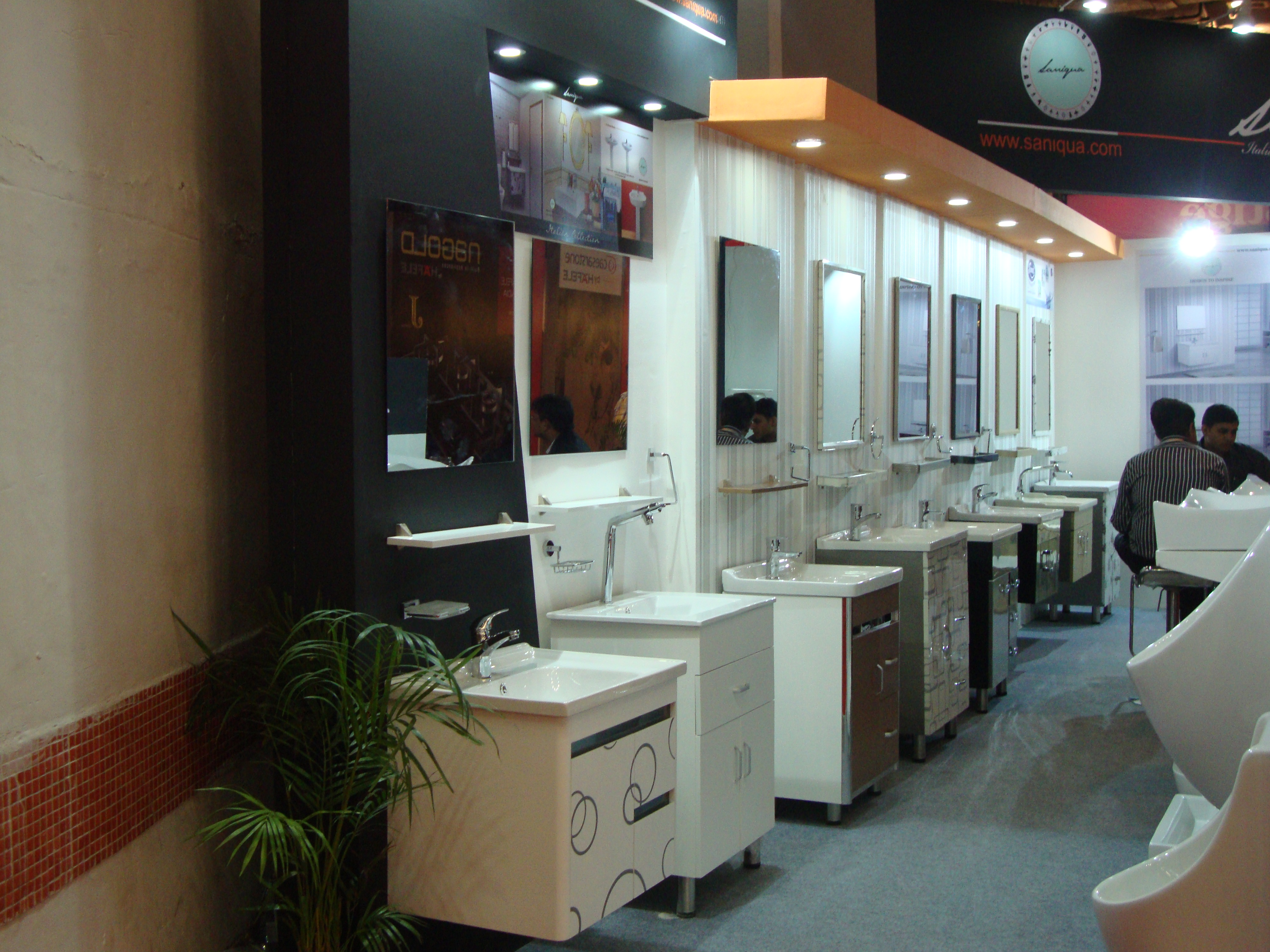 Saniqua at kitchen and bath 2015 saniqua - Bathroom fitting brands in india ...